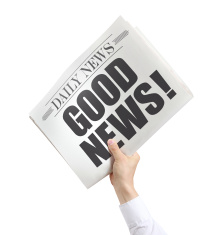 stock-photo-41439794-isolated-newspaper-with-good-news